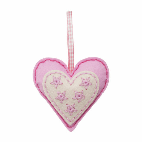Trimits Felt Heart Decoration Kit