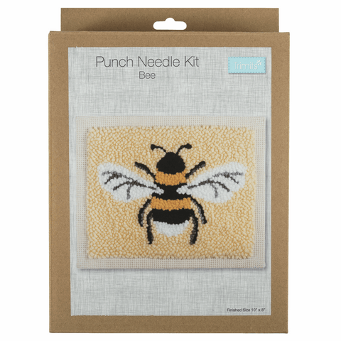 Trimits Bee Punch Needle Kit