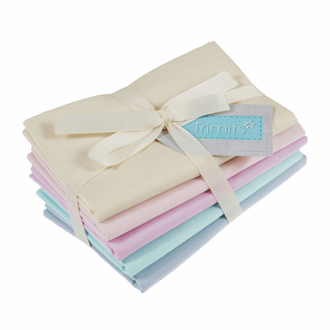 Trimits Pastel Plains Fat Quarter Pack