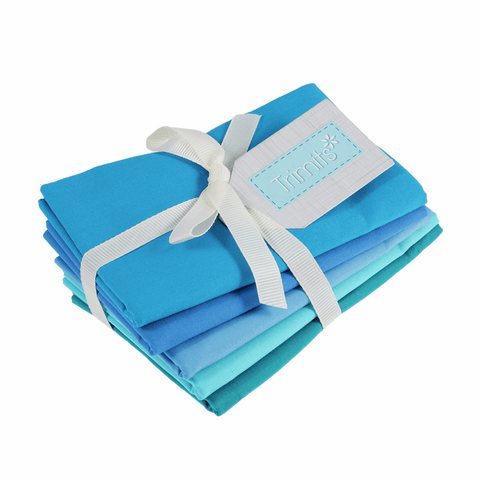 Trimits Seaside Plains Fat Quarter Pack