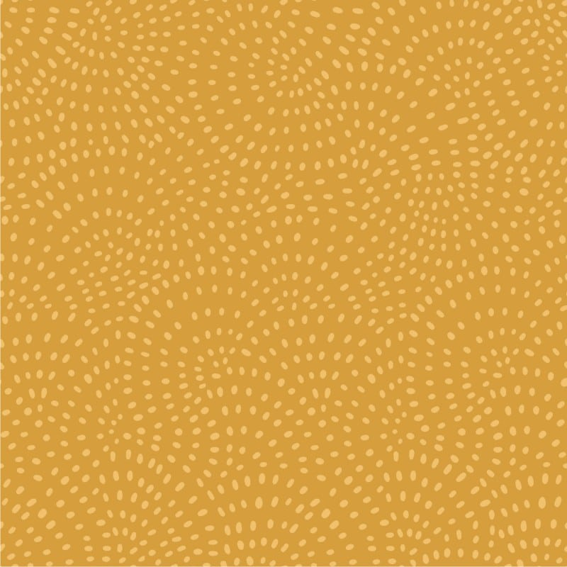 Dashwood Twist - Gold - 100% Cotton Fabric