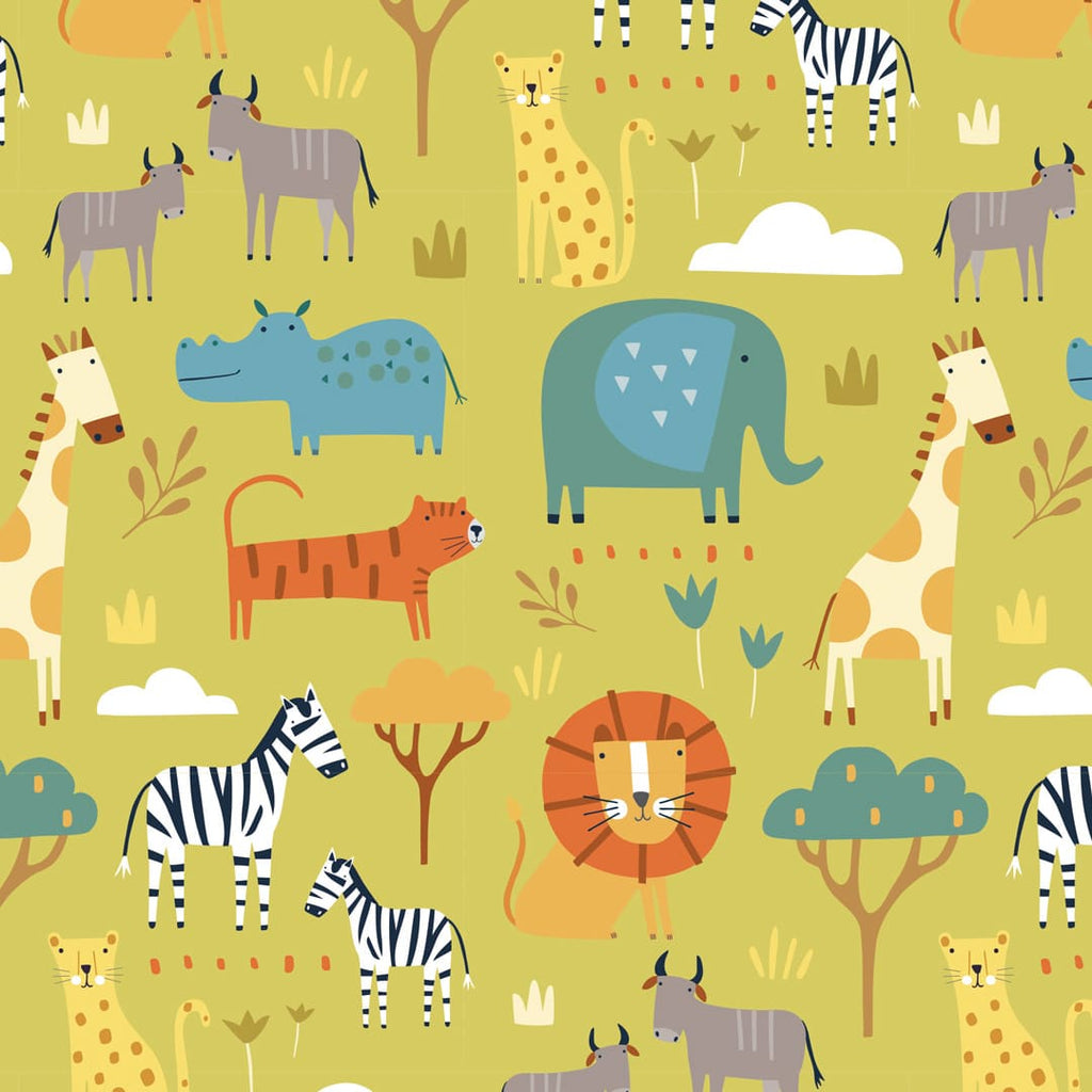 Dashwood Habitat - Savannah - 100% Cotton Fabric