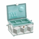 Geometric Medium Sewing Box
