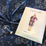 Appleton Plus Size Wrap Dress Dressmaking Project Box