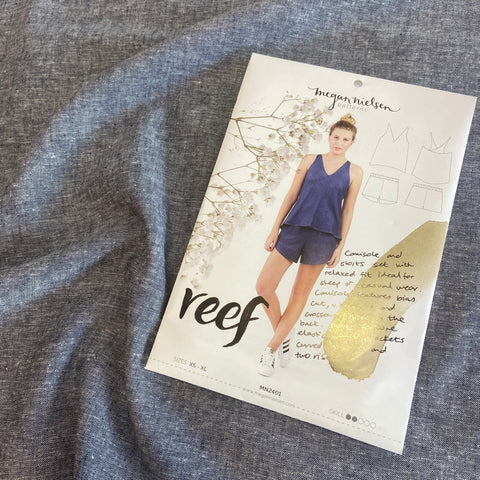 Reef Camisole and Shorts Dressmaking Project Box