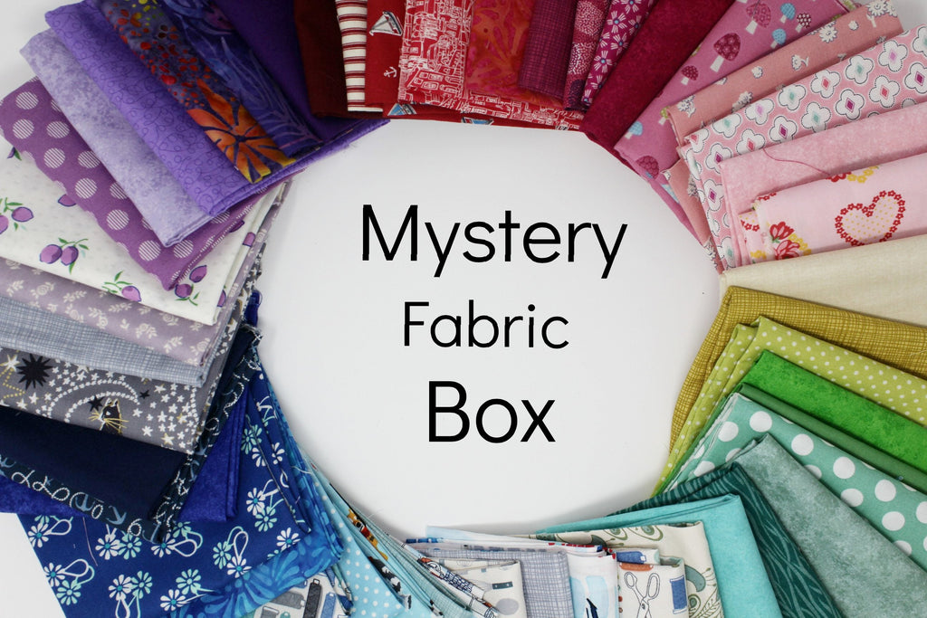 Deluxe Mystery Fabric Box