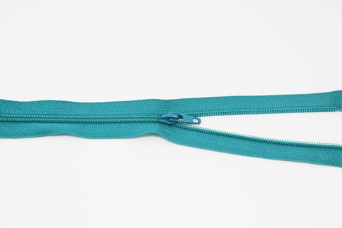 "20cm/8"" Dress Zip - Turquoise 906"