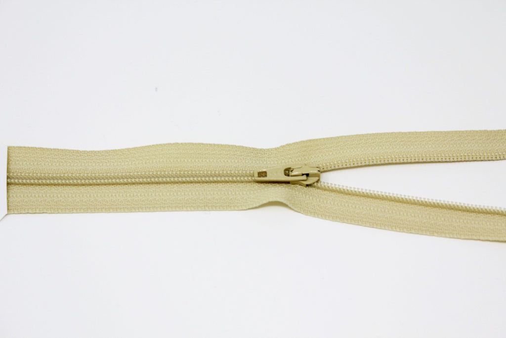 "20cm/8"" Dress Zip - Sand 551"