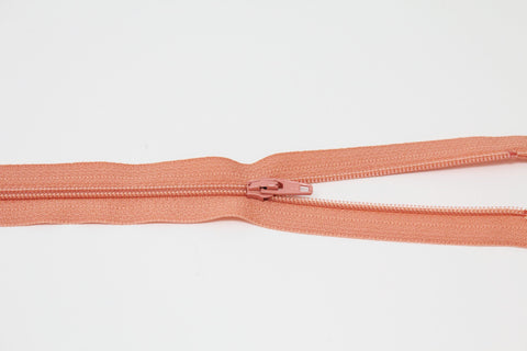 "20cm/8"" Dress Zip - Salmon 813"