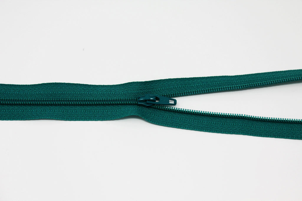 "20cm/8"" Dress Zip -  Dark Turquoise 908"