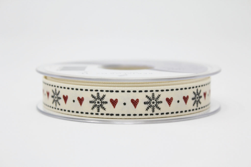 Snowflake Stitch Ribbon