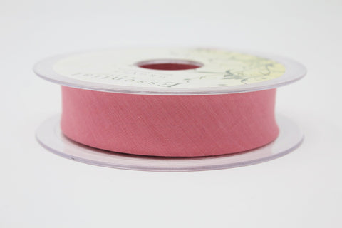 Dusky Rose Bias Binding 25mm