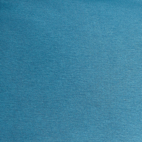 Blue Sweatshirting Fabric