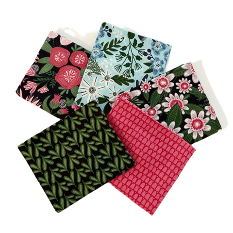 The Craft Cotton Co Garden Party Fat Quarter Pack