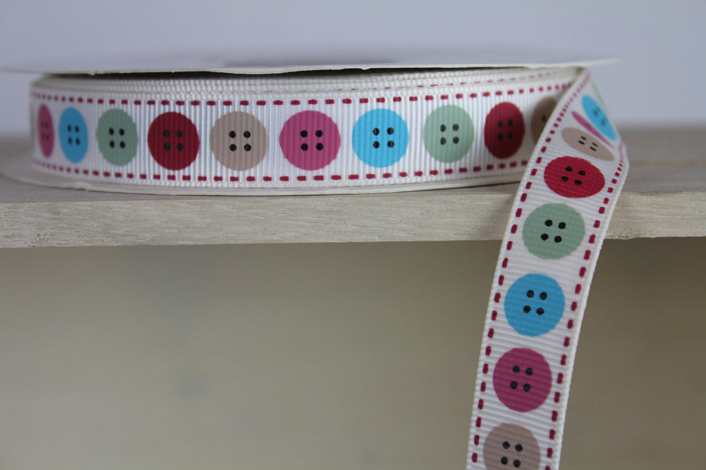 button print ribbon