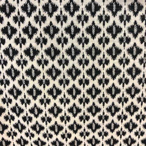 Chevron Print Knit Fabric