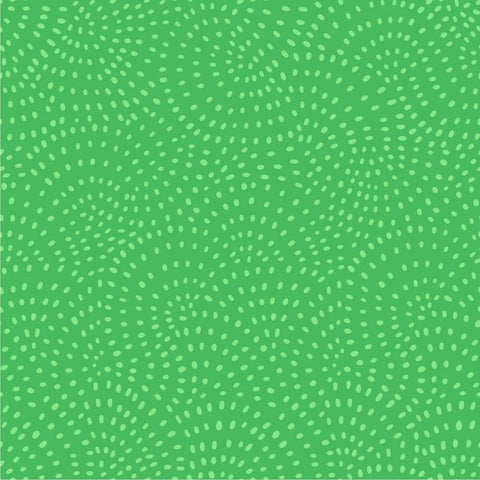 Dashwood Twist - Kiwi - 100% Cotton Fabric