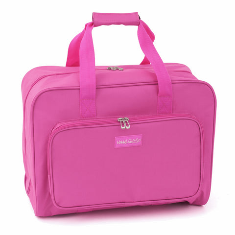 Pink Sewing Machine Bag