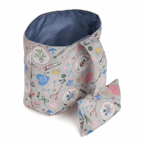 Sewing Notions Spill Bag
