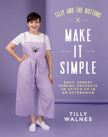 Make It Simple by Tilly Walnes - Book