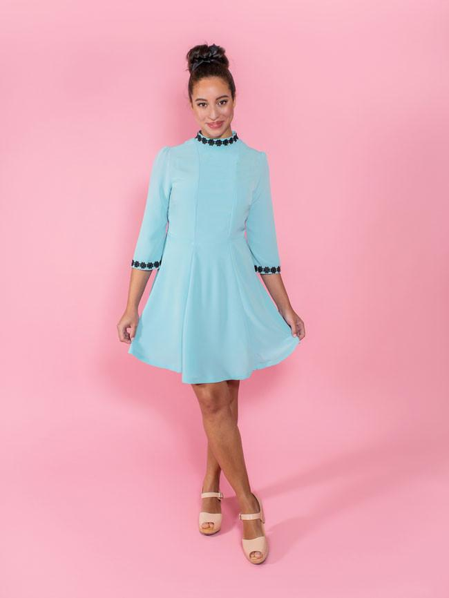 Tilly & The Buttons Martha Dress | Modern Sewing Patterns – My ...