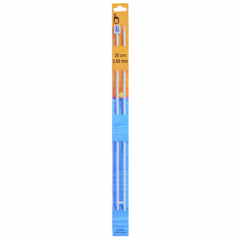 Pony 30cm Knitting Needles - 3.50mm