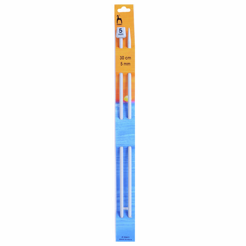 Pony 30cm Knitting Needles - 5mm