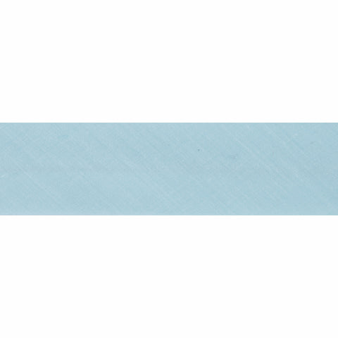 "25mm/1"" Polycotton Bias Binding - Light Blue"