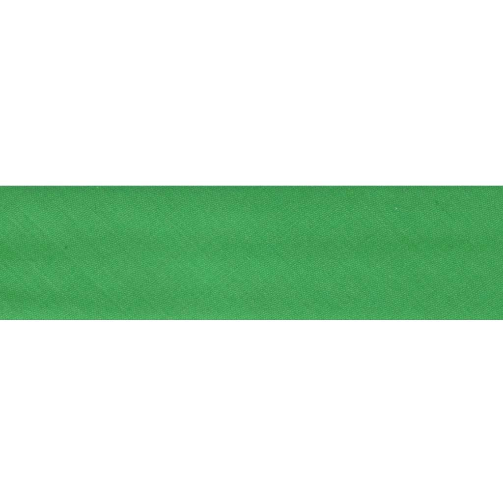 "25mm/1"" Polycotton Bias Binding - Emerald"