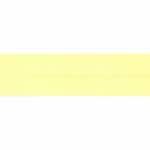 "25mm/1"" Polycotton Bias Binding - Lemon"