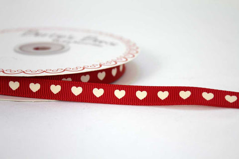 Red Heart Grosgrain Ribbon