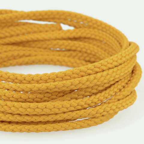 6mm Polyester Cord - Mustard