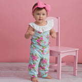 Simplicity Sewing Pattern S8933 - Babies' Knit Rompers, Pants, Shorts and Headband