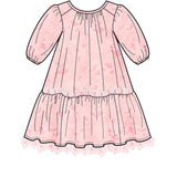 Simplicity Sewing Pattern S8935 - Children's Dress