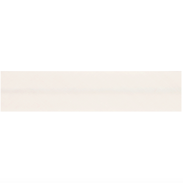 "13mm/1/2"" Polycotton Bias Binding - Cream"