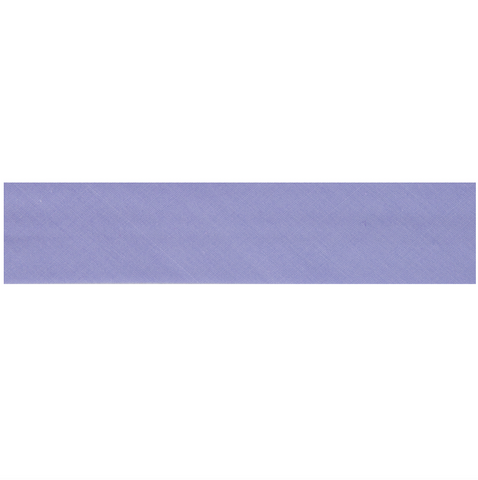 "13mm/1/2"" Polycotton Bias Binding - Heather"