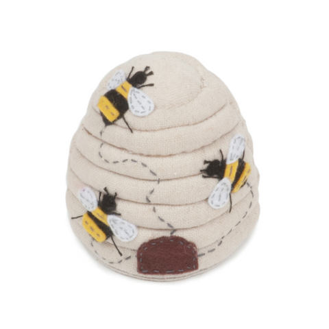 Bee Hive Pin cushion