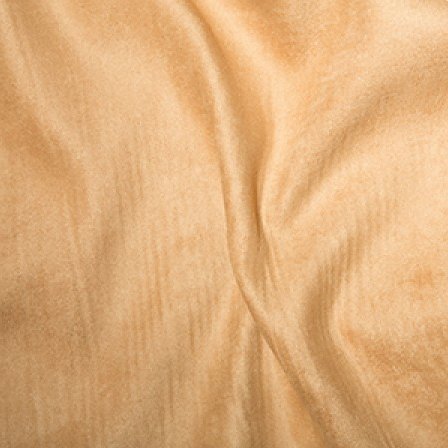 Tan Faux Suede Fabric