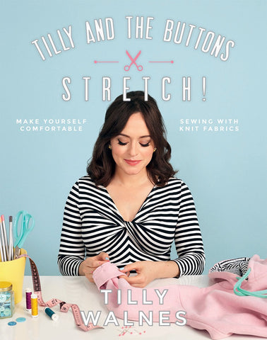 Stretch! by Tilly Walnes - Book