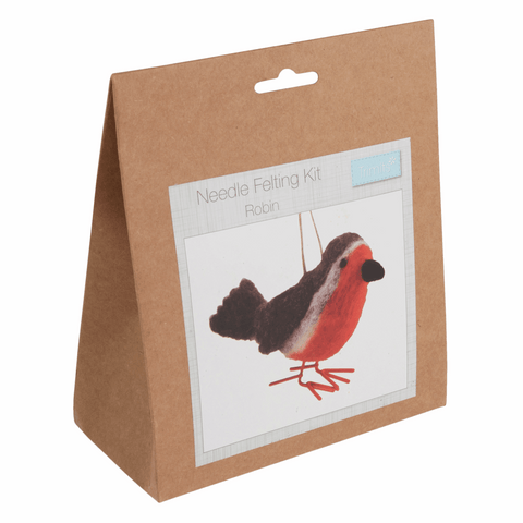 Trimits Robin Needle Felting Kit