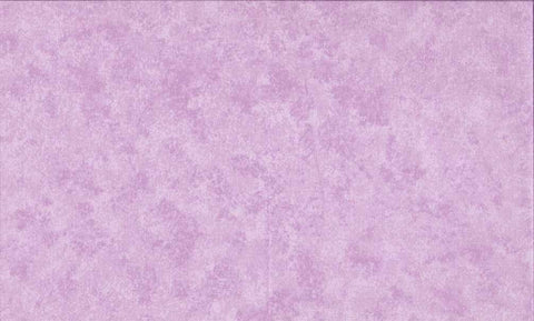 Lilac Fabric - Makower Spraytime Quilting Fabric UK
