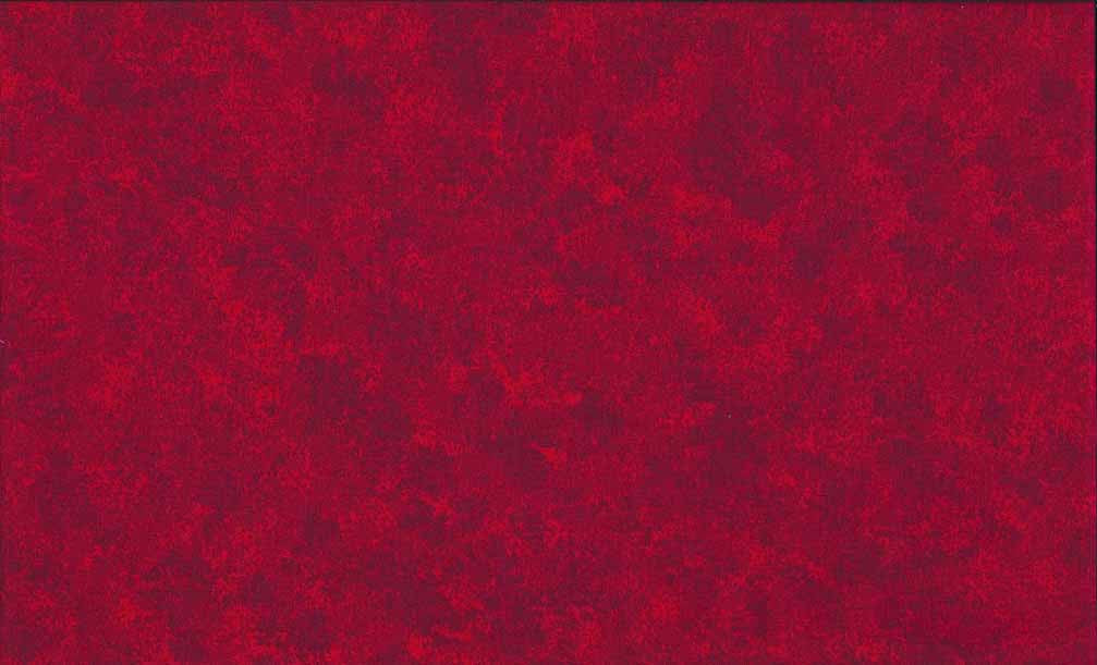 Cherry Red Spraytime Fabric - Makower Spraytime | Quilting Fabric Online