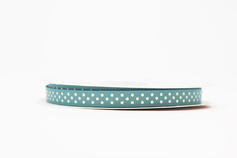 Sea Breeze Polka Dot Ribbon