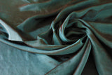 Emerald Taffeta Fabric