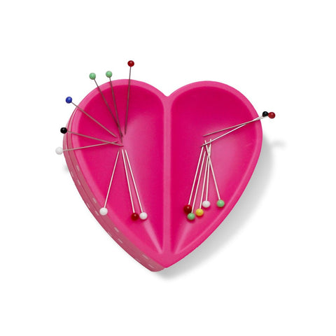 Prym Love Heart Magnetic Pin Cushion