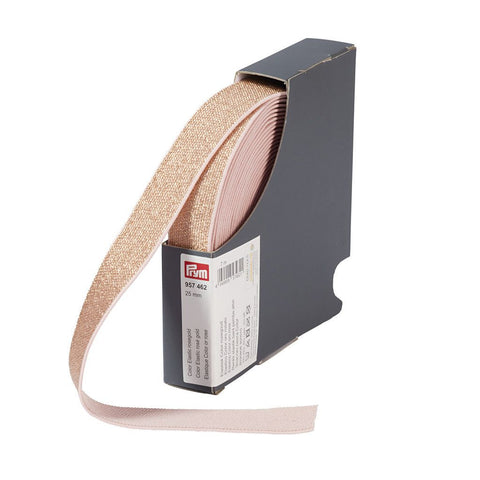 Prym 25mm Rose Gold Waistband Elastic