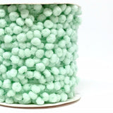 10mm Pom Pom Trim - Mint