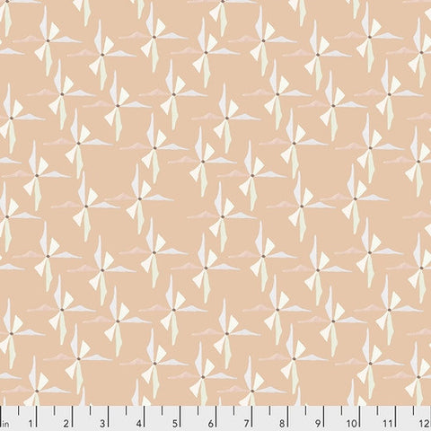 Free Spirit Reverie - Waiting for the Wind Powder - 100% Cotton Fabric
