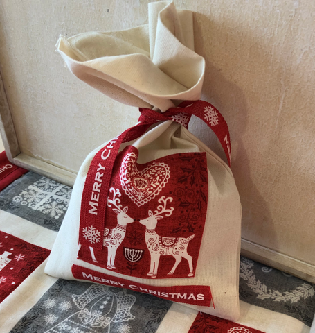 Christmas Treat Bags - PDF pattern
