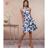 Simplicity Sewing Pattern 8594 - Women's / Petite Women's Dresses